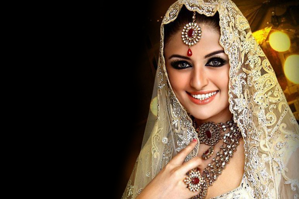Beauty steps before wedding