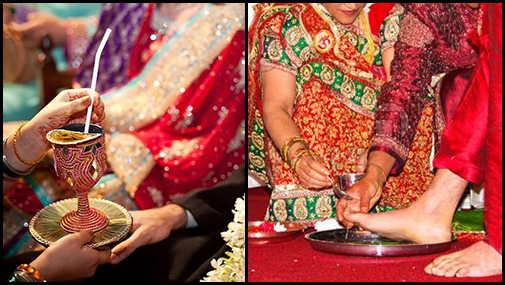 Gujrati Rituals.weddingplz