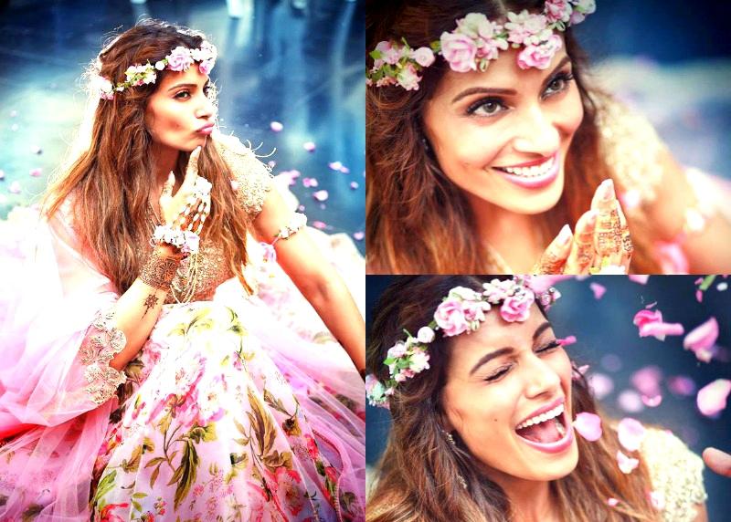 Flower Jewellery For Mehndi : Like a flower trending floral jewellery ! weddingplz