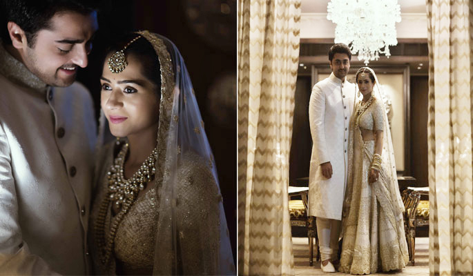 This Big Indian Fat Wedding Undoubtedly Made In News For Every Good Reason Kresha Has Inspired Many Girls Who Want To Embrace Expressions And Emotions