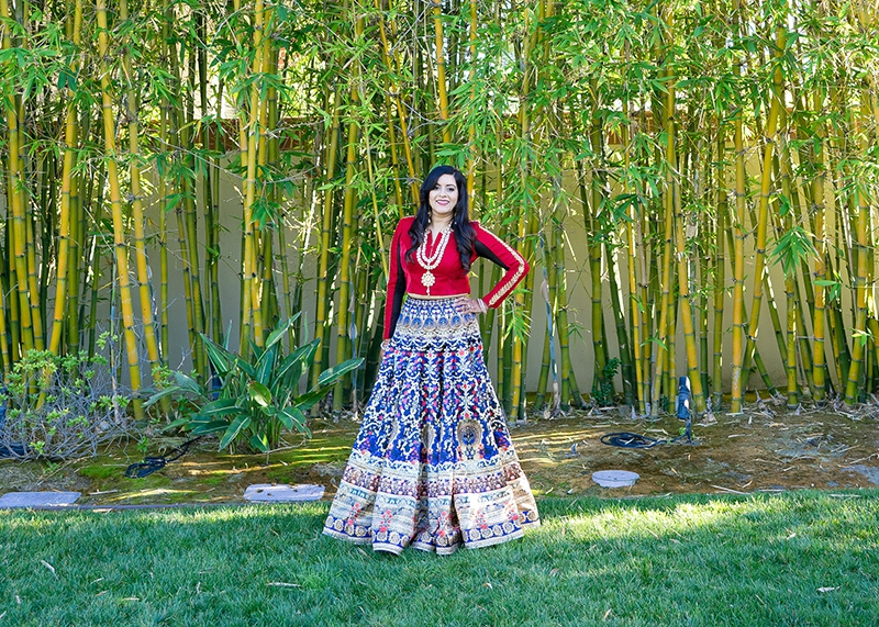 offbeat lehengas