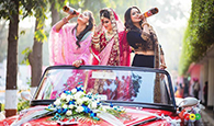 7-ways-for-perfect-bride-entry