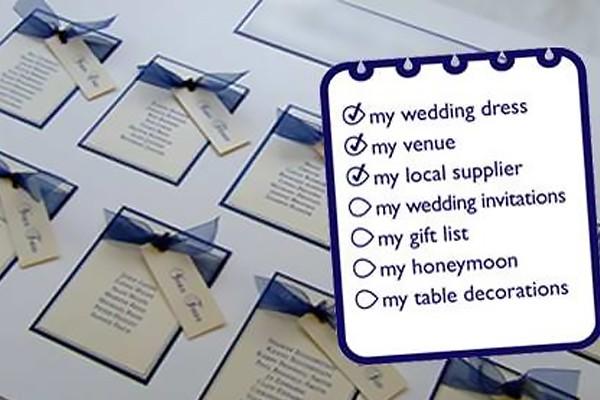 wedding planning checklist to make your occasion perfect weddingplz
