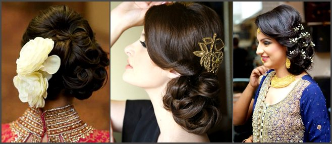 Side Bun Hairstyles For Party - Hairstyles By Unixcode