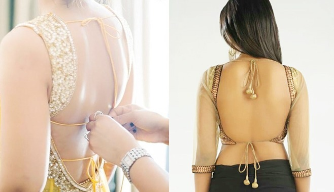 Backless.weddingplz