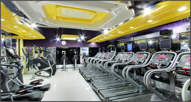 Gold Gym.weddingplz