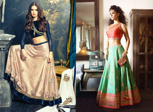 Lehenga choli.weddingplz