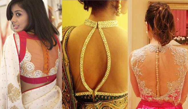 Sheer back.weddingplz