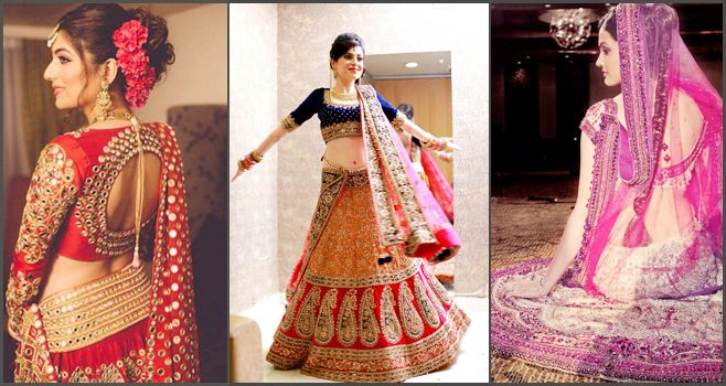 Trendy Lehenga.weddingplz