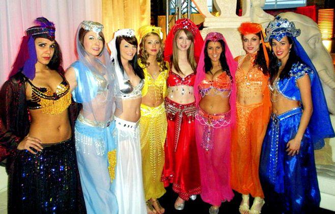 Hen theme party character ideas for would be brides weddingplz arabian nightdingplz solutioingenieria Gallery