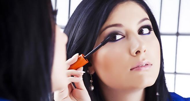 Eye makeup.weddingplz