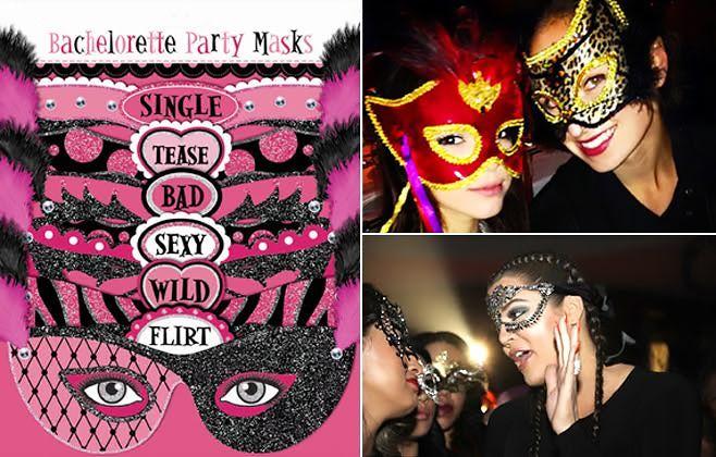 Masquerade Look.weddingplz