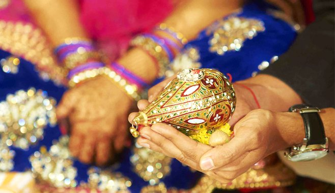 Traditional Indian Wedding Gifts: Hindu Wedding Rituals : The Most Traditional Way Of