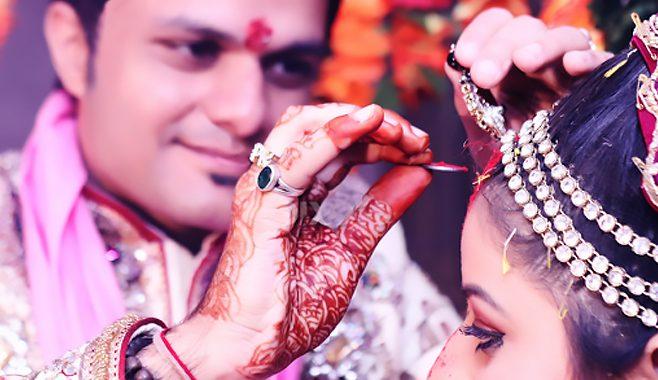 Sindoor daan.weddingplz