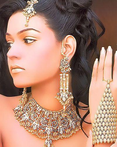 gold plated jewelry.weddingplz