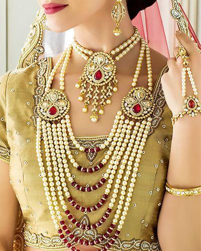pearl jewelry.weddingplz