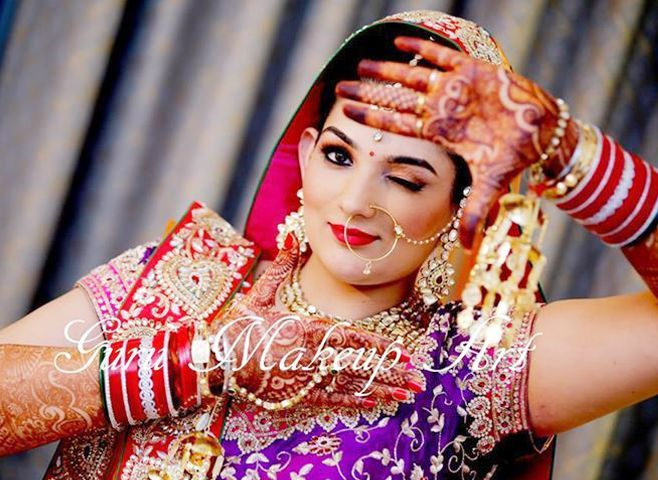Guru Makeup Artist1.weddingplz
