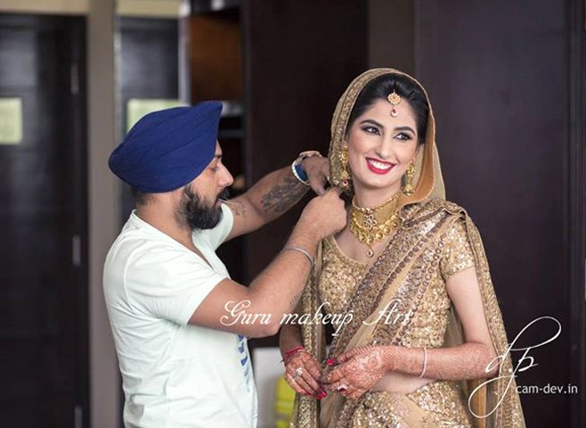 Guru Makeup Artist2.weddingplz