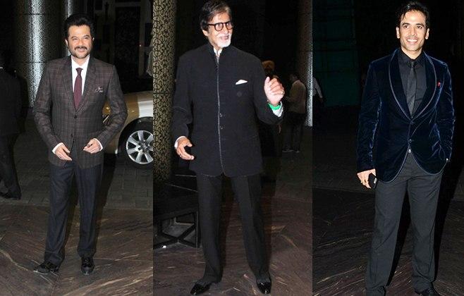 Shahid Kapoor And Mira Rajput Wedding Reception Celebrity Dress