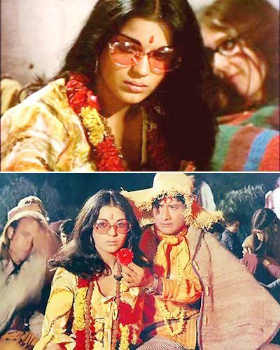 Zeenat Aman Weddingplz