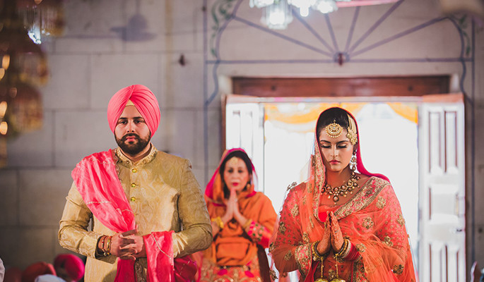 Sikh Wedding Rituals Vibrant Colors And Customs