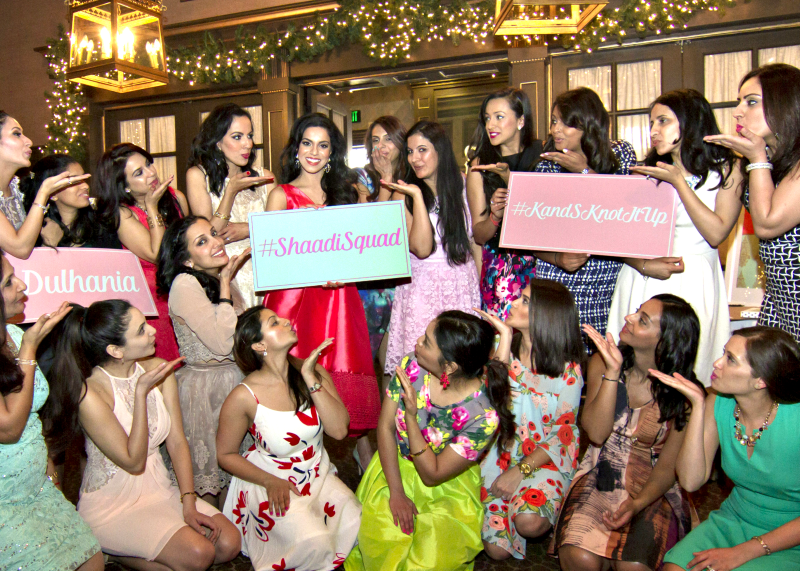 kamana and shivanth bridal shower pic 9