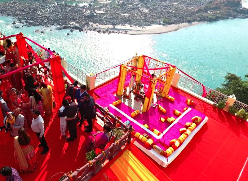 rishikesh wedding destination