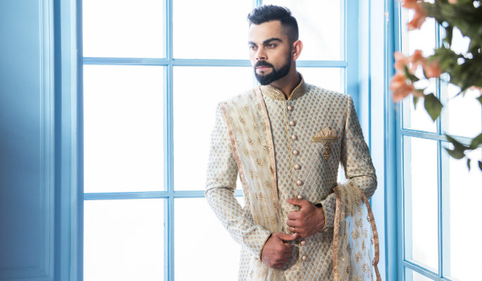 ac86bb28650 Manyavar s Viraat Collection – The Perfect Wedding Ensemble ...