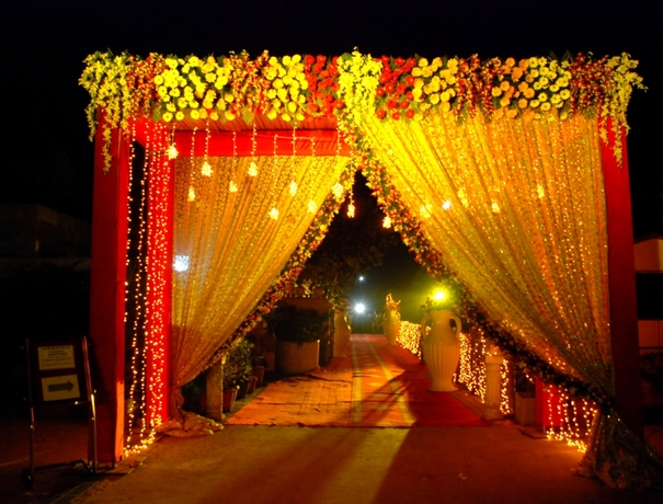 Lighting decoration for wedding in india lighting ideas Home decoration lights online india