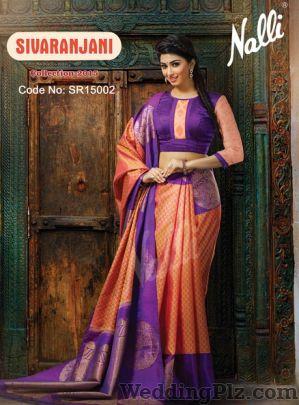 8819918e57 Nalli Silk Sarees, Marathahalli, East Bangalore | Wedding Lehnga and Sarees  | Weddingplz
