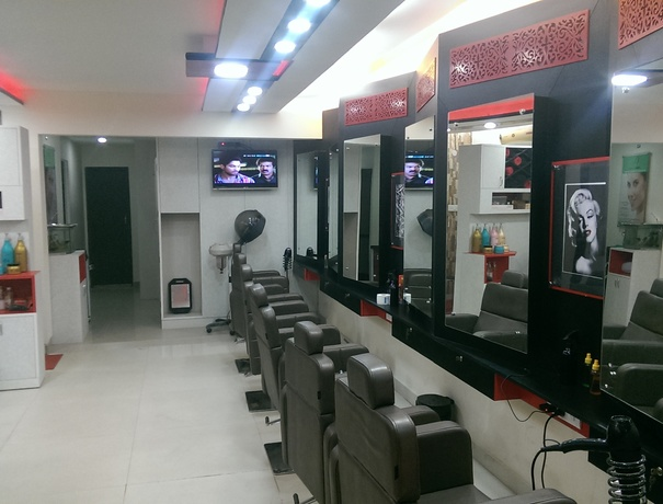 Adiva unisex salon malviya nagar south delhi beauty for Adamo salon malviya nagar