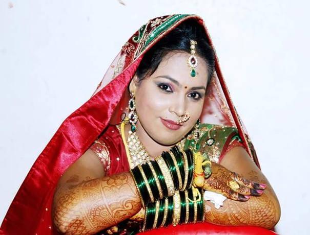 Mehndi Makeup In : Air brush makeup in mumbai weddingplz