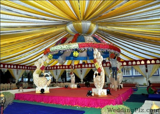 Stage And Mandap Decoration In Bengali Market Bengali Market Stage