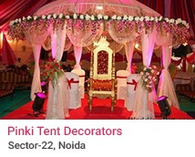 Pinki Tent Decorators