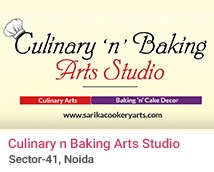 Culinary n Baking Arts Studio