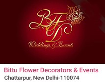 Bittu Flower Decorators and Events