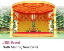 JSG Event
