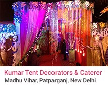 Kumar Tent Decorators and Caterer