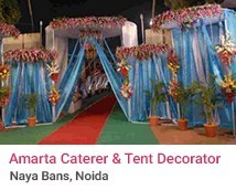 Amarta Caterer And Tent Decorator