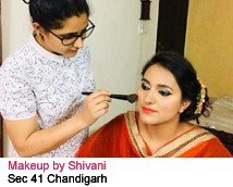 Makeup by Shivani