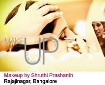 Makeup Studio And Academy by Shruthi Prashanth
