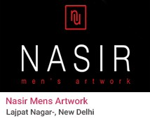 Nasir Mens Artwork