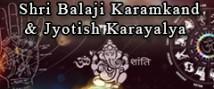 Shri Balaji Karamkand & Jyotish Karyalaya