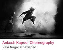 Ankush Kapoor Choreography