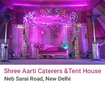 Shree Aarti Caterers and Tent House
