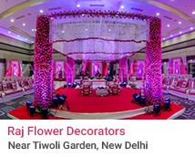 Raj Flower Decorators