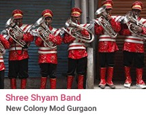 Shree Shyam Band