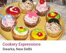 Cookery Expressions
