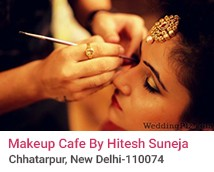 Makeup Cafe By Hitesh Suneja