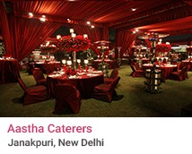 Aastha Caterers